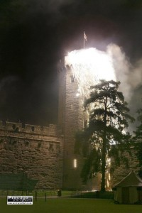 Lower Noise Professional Fireworks Displays for weddings and special events.
