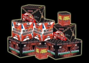 Our Fireworks Shop Birmingham stocks fireworks for sale all year round