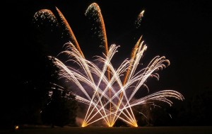 Firework displays for all events
