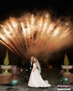 Wedding Fireworks for your special day