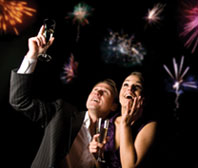 Wedding fireworks for your very special day available across the Midlands.